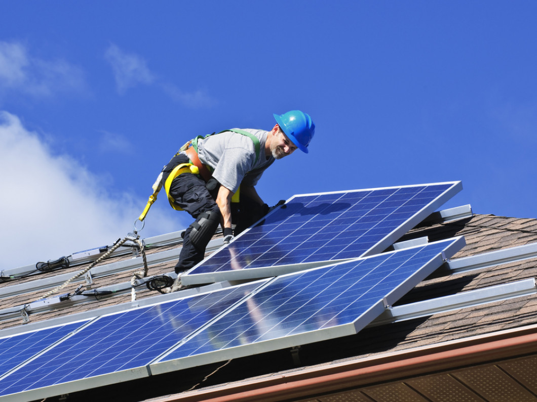 Install solar panels on any property